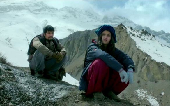 Alia and Randeep in Highway